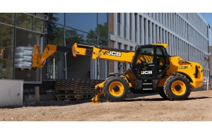 Погрузчик JCB Loadall 540-140